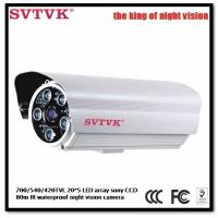 Buy cheap Sony CCD 700tvl outdoor Ir Waterproof Ccd Camera from wholesalers