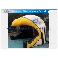 Buy cheap 0.45mm PVC Tarpaulin Colorful Inflatable Air Tent Eagle Tent Advertising Model from wholesalers