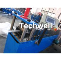 Buy cheap Hydraulic Cutting Metal Stud Roll Forming Machine For Roof Ceiling Batten from wholesalers