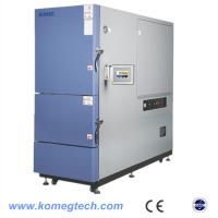 Buy cheap Metal / Plastic / Rubber  316L ESS Chamber Thermal Shock Test Chambers from wholesalers