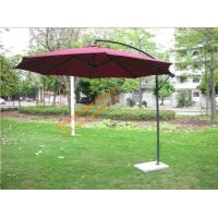 Buy cheap Banana Umbrella Galvanized Iron Suspended Umbrella Waterproof Outdoor Offset Patio Umbrella from wholesalers