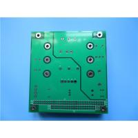 Buy cheap 3 Oz Copper Power Board PCB Built On FR-4 HASL With green soldermask from wholesalers