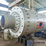 Buy cheap Easy Adjustment Ball Mill Grinder , Feldspar Ball Mill Mining Large Handling Capacity from wholesalers