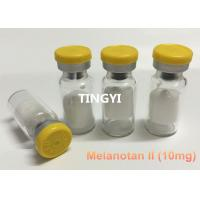 Buy cheap Human Growth Muscle Building Peptides Melanotan-2, Mt-2, Melanotan II CAS 121062-08-6 from wholesalers