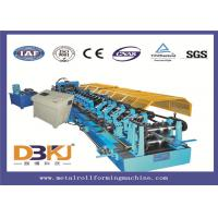 Buy cheap Automatic cz purlin roll forming machine , c channel roll forming machine from wholesalers