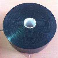 Buy cheap HLD T100 pipe wrapping inner tape, Black Anti Corrosion Pipe Wrap Tape Corrosion Resistant Coating Material for Industri from wholesalers