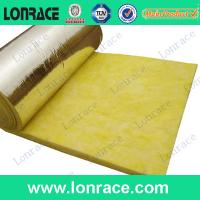 Buy cheap Thermal Insulation Fiber Glass Wool for house Roof and Wall from wholesalers