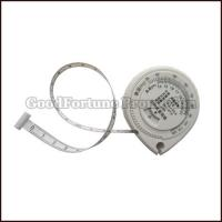 Buy cheap Promotional Body Mass Index Tape Measure Index Gift Logo from Wholesalers