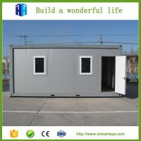 Buy cheap Quick installation storage container ready made prefab container house from wholesalers