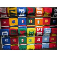 Buy cheap Cheap Knitted Scarf Winter Warmer 100% Acrylic Football Club Fan Scarf from wholesalers