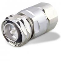 "Buy cheap 2.5KV / 50Hz Coaxial Cable Connector Adapter  Din 7/16 Male To 7 / 8 "" Coaxial Cable from wholesalers"