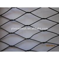 Buy cheap Durable stainless steel wire rope net from wholesalers