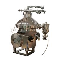 Buy cheap China Supplier Three Phase Stainless Steel 304 Disc Oil Separator / Oil and Soap Separator product