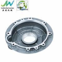 Buy cheap Shot Blasting Finish Machined Cast Aluminium Cover for Gear Housing from wholesalers
