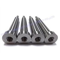Buy cheap Standard HSS Round Head Stepped Die Punch Pins , Grinding Guide Pins from wholesalers