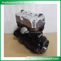 Buy cheap Cummins ISBE 6BT5.9 Diesel engine Air Compressor 5257939 5334522 5343642 for Yutong Bus Engine from wholesalers