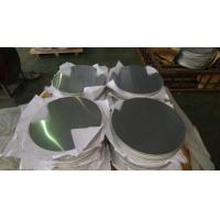 Buy cheap Temper O - H112 Anodized Aluminium Discs Circles For Cooking Utensil from wholesalers