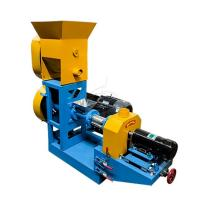 Buy cheap Auto Fish Food Pellet Machine , Fish Pellet Making Machine With Diesel Engine from wholesalers