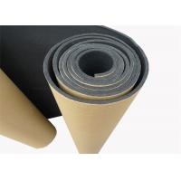 Buy cheap Fireproof Acoustic Insulation Material Sound Dampening Open Cell Foam 1m Width from wholesalers