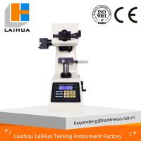 Buy cheap Low Load Vickers Hardness Tester,Small Load Micro Vickers hardness Testers, Vickers Durometer from wholesalers