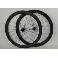 Buy cheap Top Fire Carbon Road Bike Wheels Tubular Racing Wheelsets from wholesalers