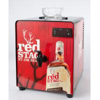 Buy cheap Metal Case Refrigerated Liquor Dispenser High Efficiency With Tap Supply from wholesalers