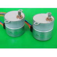 Buy cheap Low Speed PM Geared Stepper Motor High Holding Torque With Spur Gearbox 35BYHJ-S from wholesalers