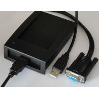 Buy cheap NXP Portable Rfid Reader With Triple Protocol , Black USB Rfid Reader Writer from wholesalers