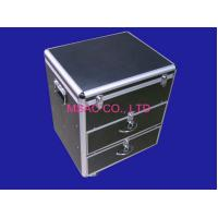 Buy cheap Portable DVD Aluminium Storage Case , Custom Dj 500 DVD Storage Case from wholesalers