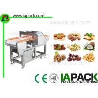 Buy cheap Food Processing Metal Detector Machines Auto Alarm With Conveyor Belt from wholesalers