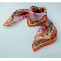 Buy cheap Promotion Leopard Print Scarf Chinese Leading Manufacturer product