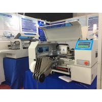 Buy cheap 60 Feeders Benchtop SMT SMD Pick and Place Machine Auto Feeder with 2 CCD cameras product