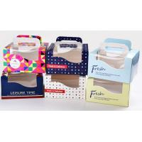 Buy cheap confectionery boxes,cake boxes,cheese paper boxes from wholesalers