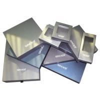 Buy cheap Men's Collection Keepsake Gift Boxes Eco-friendly 1400GSM Cardboard from wholesalers