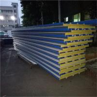 Buy cheap fireproof double steel corrugated glass wool sandwich roof panel 5950 x 960 x 50 x 0.326mm from wholesalers