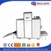 Buy cheap Multi-Energy luggage cargo x ray machine , cargo x ray machine from wholesalers