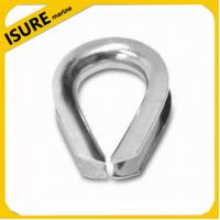 Buy cheap Wire Rope Thimbles Stainless Steel from wholesalers