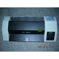 Buy cheap A4 pouch laminator  A3 pouch laminating machine from wholesalers