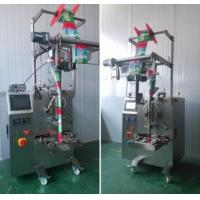 Buy cheap Auto Mango Juice Liquid Pouch Filling Equipment For Plastic Bag Packaging from wholesalers