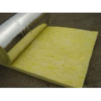 Buy cheap 25 mm - 185 mm Thickness Glass Wool Blanket With Aluminum Foil Water Proof from wholesalers