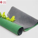 Buy cheap Soft Nonwoven Plain Flocked Fabric , Spunlace Green Velvet Fabric from wholesalers
