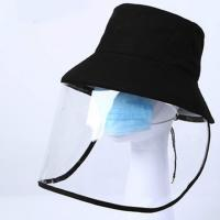 Buy cheap Unisex Style Cap With Face Shield Effectively Prevent Liquid Spray from wholesalers