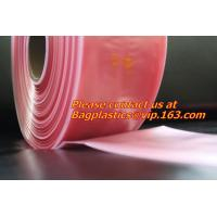 Buy cheap Pallet Bags Pallet Covers Poly Tubing Product Listing Printers Film Slide Top Zip Bag Red Bio Waste Bag, BAGEASE, PAC from wholesalers