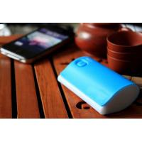 Buy cheap Portable Power Bank /Mini Micro fashional Design power battery with 5400mAh from wholesalers