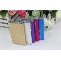 Super slim polymer battery manual for power bank at factory whole sale price