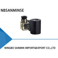 Buy cheap Waterproof IP65 IP67 IP69K Solenoid Valve Coil , Hydraulic Electromagnetic Valve Coil from wholesalers