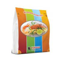 Buy cheap Stripe Flat Bottom Household Microwave Steam Bags PA / NY Barrier from wholesalers