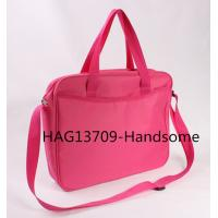 Buy cheap 420D polyester briefcase red color document bags-HAG13709 from wholesalers