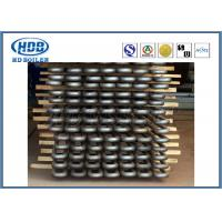 Buy cheap H Fin Tube Boiler Economizer Heat Exchanger High Frequency Welder Carbon Steel ISO9001 from wholesalers