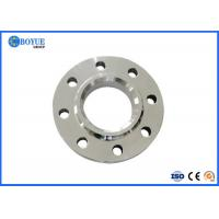 Buy cheap Alloy 20 Socket Weld Pipe Flanges 8 150 ANSI B16.5 Ring Type Joint  ASME SB462 from wholesalers